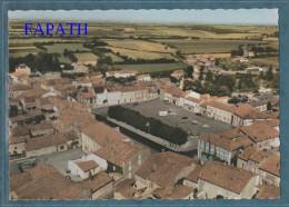 79-BEAUVOIR-SUR-NIORT-vues Aériennes-lot De 2 Cartes Postales-non écrites - 4 Scans- 10.5 X 15 - - Cartoline