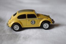 CHOUPETTE Disney  Vehicule Miniature à Friction DICKIE Coccinelle Volkswagen WW 53 - Collectors Et Insolites - Toutes Marques