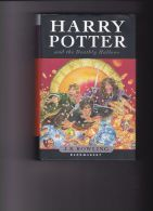 J.K. Rowling - Harry Potter - The Deathly Hallows - Novels