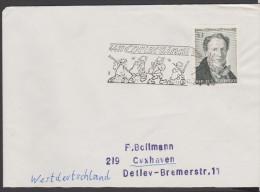 """Österreich 1965: Brief """"Christkindl - Beleg V. 21.12.1965"""" Mit UZ3 (siehe Foto/Scan) - 1945-.... 2nd Republic"""