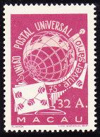 Macau 1949 UPU Marke Mi.# 359** - Macao