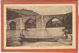 Aveyron : Entraygues,  Vieux  Pont Sur La Truyère - France