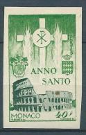 Monaco - 1951 -  Année Sainte - Ruine Du Colisée - Essai De Couleur - Non Dentelé - N° 362   - Neufs **- MNH - Variétés
