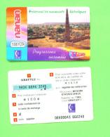 BURKINA FASO - Remote Phonecard As Scan - Burkina Faso