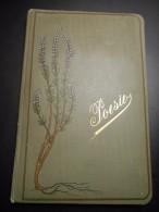Carnet De Poesie D´Eléonore Bille - De Mot - 1913 - Signature De Quelques Grande Famille De Belgique - Voir Scan - Brrr - Historical Documents