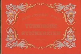 Türkische Stickereien 1920 D.M.C. Dillmont - Cross Stitch