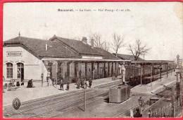 CPA 54 BACCARAT  La Gare - Baccarat
