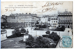 Le Havre (Seine-Maritime)    En Ville ...           LES 3 CARTES - Non Classificati