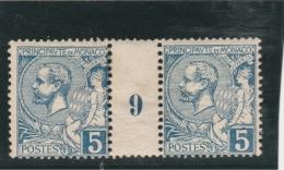 Monaco _  Millésimes  - Prince Albert 1er N° 13 (1899 ) - Monaco