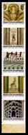 USA, 2015 Scott #4968-4972, Martin Ramirez, Artist, Strip Of 5, MNH, VF - Unused Stamps