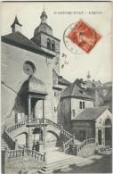 Aveyron : St Géniez D´Olt : L'Eglise - Autres Communes