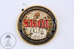 Skol Extra - Spanish Advertising Beer Pin Badge  #PLS - Marcas Registradas