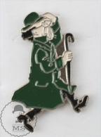 Tintin Character Professor Calculus Pin Badge  #PLS - Marcas Registradas