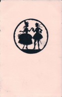 Silhouette, Danseurs, Baladins (931) - Silhouettes