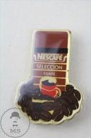 Nescafe Coffe Light Selecction Spanish Advertising Pin Badge  #PLS - Marcas Registradas