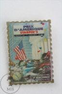 Prix D'Amérique 1993 Starpin's Pin Badge  #PLS - Otros