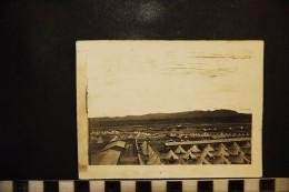 Photographie, Photos, Originales, Guerre, Militaria, Militaire, Camp, Caserne MAROC ASSAKA - Guerra, Militari