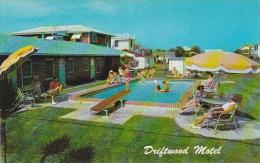Florida Jacksonville Beach Driftwood Motel & Swimming Pool - Jacksonville