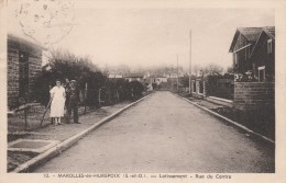 MAROLLES EN HUREPOIX -  Lotissement  - Rue Du Centre ( Erreur De L´éditeur : Rue De La Place ) - France