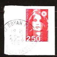 France 1993 Marianne Bi-centenarie 17 Royan ... FR005 - 1967-70 Marianne Of Cheffer
