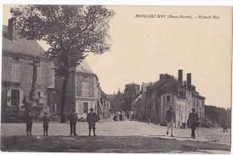 MONCOUTANT  -   Grande Rue. Pas Courante - Moncoutant