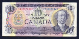 CANADA 10 Dollari 1971 - BB - Canada