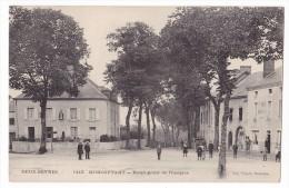 MONCOUTANT  -   Rond Point De L'hospice . - Moncoutant