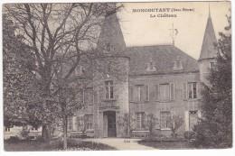 MONCOUTANT  -  Le CHâteau. - Moncoutant