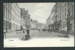 BELGIQUE. NAMUR En 1905.. ANIMEE.. LA RUE DE FER...C1963 - Namur