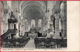 CPA 69 GIVORS Intérieur De L 'église St Nicolas - Givors