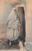 SCENES ET TYPES JEUNE FEMME MAURESQUE - Algérie