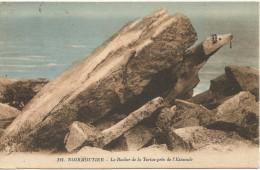 Noirmoutier Le Rocher De La Tortue Pres De L`Estacade - Noirmoutier