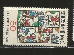 ALEMANIA 1977 TILL EULENSPIEGEL GRABADO - Grabados