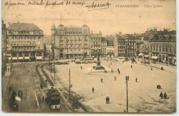 DEP 67 STRASBOURG PLACE KLEBER - Strasbourg