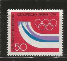 ALEMANIA 1976 JUEGOS OLIMPICOS DE INNSBRUCK DEPORTE - Invierno 1976: Innsbruck