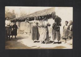 WWI PPC Gipsies Eastern Europe - Europe