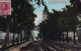 QUEBEC   SUPER STAMP - Québec - La Cité