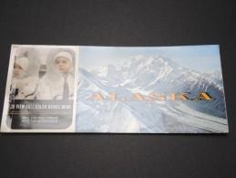 ALASKA - Carnet De 20 Vues - Années 50 - Très Bon état - P16683 - Fairbanks