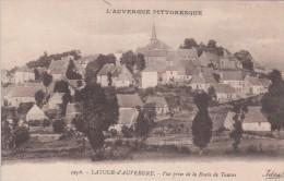 Cp , 63 , LA TOUR-d'AUVERGNE , Vue Prise De La Route Des Tauves - France