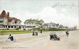 Monmouth Beach - New Jersey - Ocean Avenue - Etats-Unis