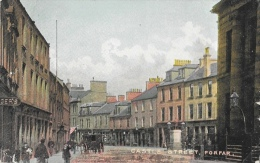 Castle Street - Forfar - The National Series - Angus