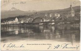 Evian Les Bains 1900. ? - Evian-les-Bains
