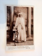 Carte Postale Ancienne : Sa Majesté SIDI-MOHAMMED BEN YOUSSEF, En Costume De Cérémonie - Marokko
