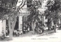 SETIF L HOTEL DE FRANCE - Sétif