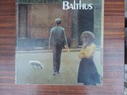 BALTHUS - Centre Georges Pompidou 1983/1984 - Art