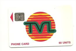 TVL    60 Unités   Puce SC5  (clasnoirwalli) - Vanuatu