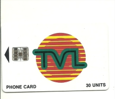 TVL    30 Unités   Puce SC7  (clasnoirwalli) - Vanuatu