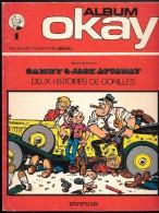 SAMMY : Deux Histoires De Gorilles /Berck & Cauvin - Dupuis 1972 - Très Bon état - Sammy
