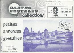 Revue  Carte Postale Et Collection  N:76  De 1980 - Français