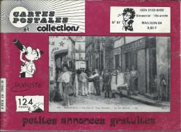 Revue  Carte Postale Et Collection  N: 97  De 1984 - Français